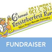 6th Annual Rosstoberfest Run