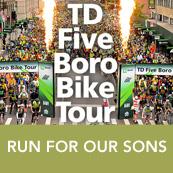 2017 TD Five Boro Bike Tour