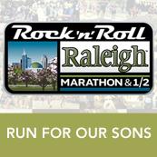 2017 Rock 'n' Roll Raleigh Marathon