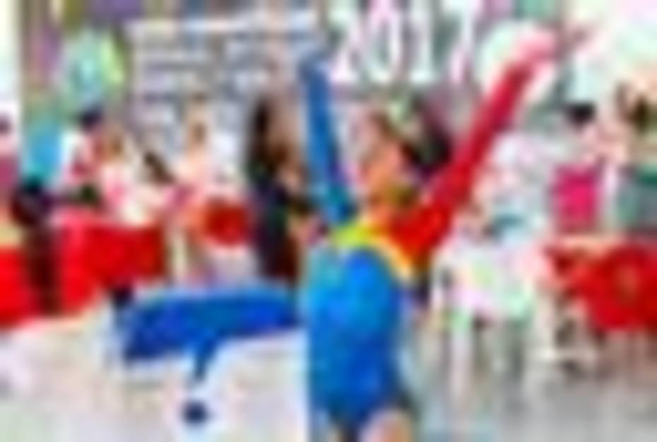 COPA PANATHLON 2017 NIVEL 3 VIGA DE EQUILIBRIO