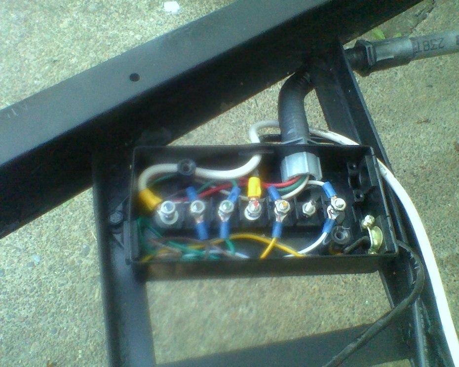 main wiring junction