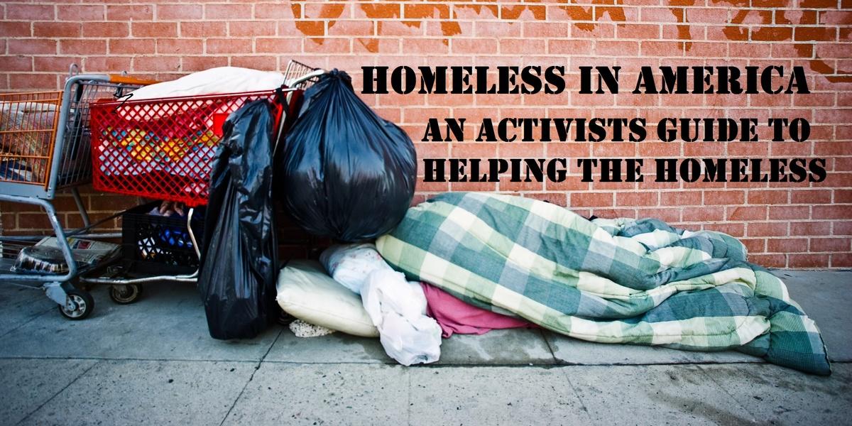 Homeless in America Book Release