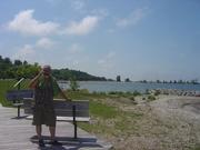 Goderich Ontario Beach