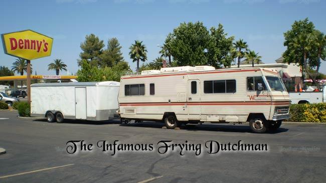 Our Frying Dutchman