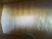 "New 1/4"" Birch Walls & Roof"