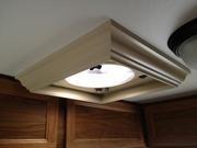 S040 Ceiling Fan in the Bedroom