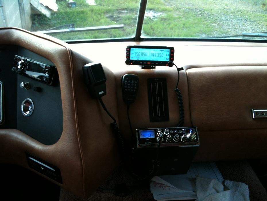 Added Amateur Radio