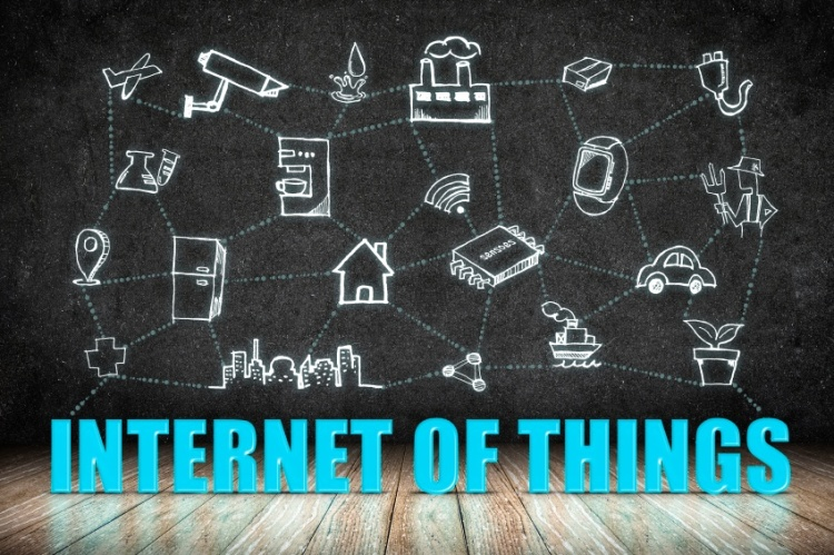 Smarter Cities and The Internet of Things