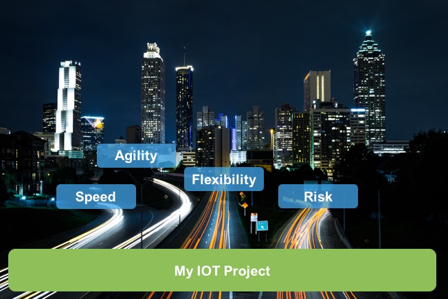 Planning IoT Pilot Projects: Execution Options