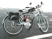 My motorized bicycle for Pat