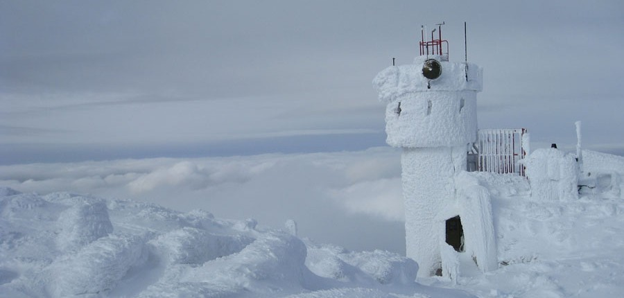 """Rugged IIoT Saves Lives at """"The Home of the World's Worst Weather"""""""