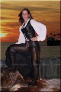 Leather Mystics Pirate Dress