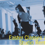 Easter Class Schedule And Special Rehearsal Rate