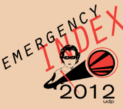 An Evening with Ugly Duckling Presse: Emergency INDEX