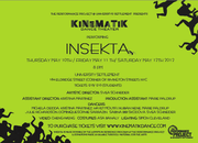 INSEKTA: A Dance Expedition into the Bustling World of Bugs