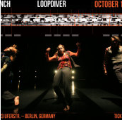 dance-tech.tv LIVE: loopdiver by Troika Ranch from Berlin, Germany