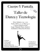 Cuerpo y Pantalla, taller de danza y tecnología