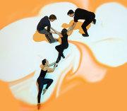 Works & Process Rotunda Project presents Daniil Simkin: Falls the Shadow