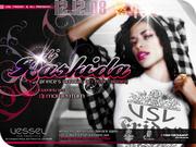 DJ Rashida (Prince's Official DJ)