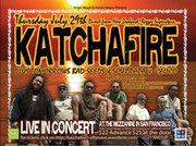 Katchafire, plus Tomorrows Bad Seeds, Thrive, Jahlectric!, Calico...