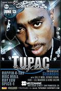 TUPAC BIRTHDAY CELEBRATION