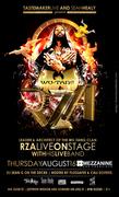 RZA of Wu-Tang Clan (WIN TICKETS)