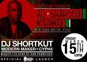 A TRIBE CALLED QUEST's DJ Ali Shaheed Muhammad w/ DJ Shortkut