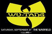 Wu-Tang Clan (WIN TICKETS)