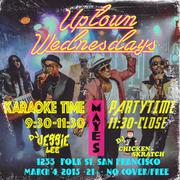 """Uptown Wednesdays"" (Karaoke + Party) @Mayes in San Francisco"