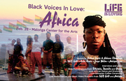 Life is Loving Presents: Black Voices in Love: Africa