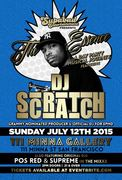 'The Essence' Day Party ft DJ SCRATCH