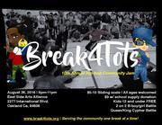 Break 4 Tots: Back To School Jam