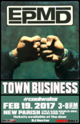 EPMD, Town Business
