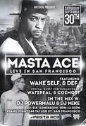 Masta Ace Live in San Francisco