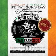 O'Malley & Mcnally's St. Patrick's Day Extravaganza
