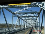 Llano River bridge - Junction, Texas