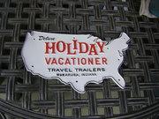 holiday vacationer