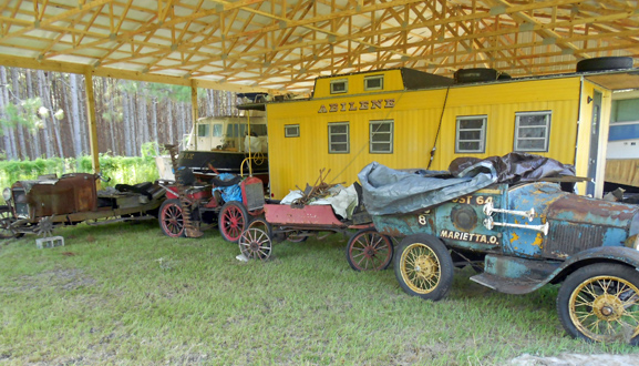 In Tractor Shed (1)