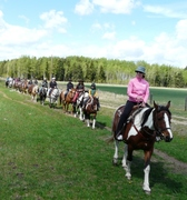 Mother Daughter Riding Weekend at Wildhorse Mnt. Ranch