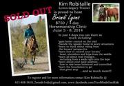 Brandi Lyons 4-Day Horsemanship Clinic
