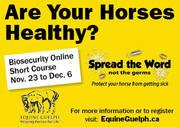 Biosecurity eWorkshop