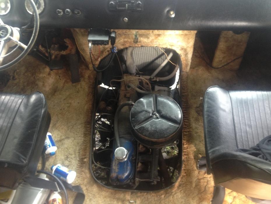 Ford 300 I6