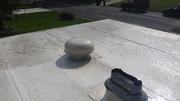 Making Progress - Rubberized Roof