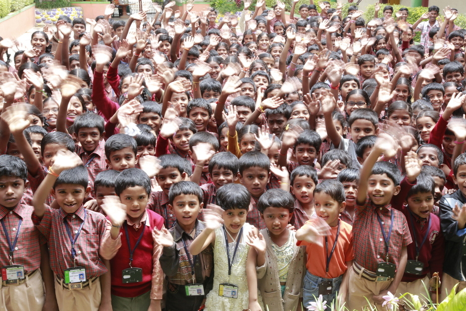School of PVS/Forkids in India