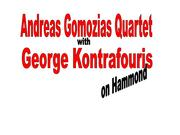 Adreas Gomozias Quartet with George Kontrafouris on Hammond