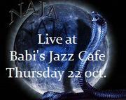 NAJA Live at Babi's Jazz Cafe