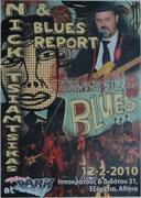 Nick Tsiamtsikas & Blues Report live at AFTER DARK