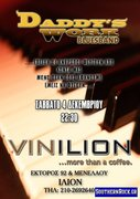 Daddy's Work Blues Band  Live   @  Vinilion