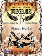 The Tubescreamers band - LIVE IN CONCERT