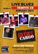 Blues Cargo +  Loukas Sideras Trio Live at ARCHITEKTONIKI